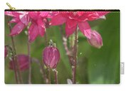 Aquilegia Carry-all Pouch