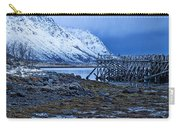 Arctic Reflections Carry-all Pouch