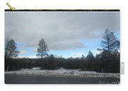 Arizona Mountain Landscape Carry-all Pouch