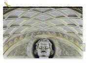 Artistic Ceilings Within The Vatican Museums In The Vatican City Carry-all Pouch