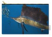 Atlantic Sailfish Istiophorus Albicans Carry-all Pouch