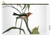 Audubon: Warbler, (1827-38) Carry-all Pouch