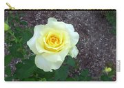 Australia - Yellow Rose Flower Carry-all Pouch