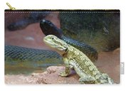 Australia - The Taipan Snake Carry-all Pouch