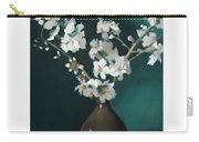 Australian Almond Blossom Carry-all Pouch