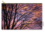Autumn Sky Carry-all Pouch by Konstantin Dikovsky