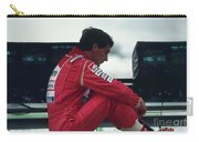 Ayrton Senna. 1992 French Grand Prix Carry-all Pouch
