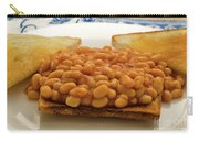 Baked Beans On Toast Carry-all Pouch