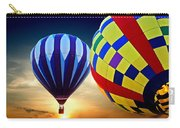 2 Balloons Carry-all Pouch