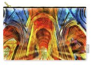 Bath Abbey Sun Rays Art Carry-all Pouch