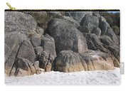 Bay Of Fires. Tasmania Carry-all Pouch