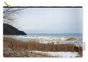 Beach And Ice Carry-all Pouch