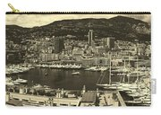 Beautiful Monte Carlo Carry-all Pouch