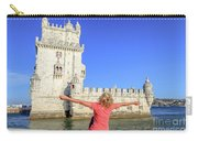 Belem Tower Tourism Carry-all Pouch
