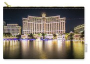 Bellagio Hotel On Nov, 2017 In Las Vegas, Nevada,usa. Bellagio I Carry-all Pouch