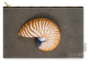 Bellybutton Nautilus - Nautilus Macromphalus Carry-all Pouch