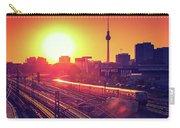 Berlin - Sunset Skyline Carry-all Pouch