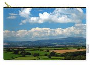 Black Mountains And Vale Of Usk Carry-all Pouch