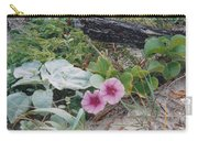 2 Blooms Carry-all Pouch