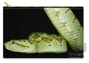 Blotched Palm Pitviper Carry-all Pouch