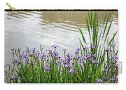Blue Daffodils Carry-all Pouch