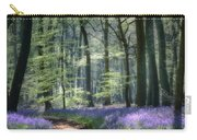 Bluebell Path Carry-all Pouch