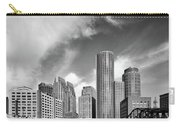 Boston Skyline 1980s Carry-all Pouch