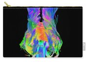 Brain Fiber Tracts, Dti Scan Carry-all Pouch