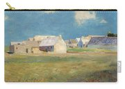 Breton Village Carry-all Pouch