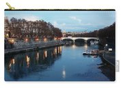 Bridge In Rome Carry-all Pouch