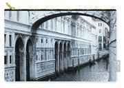 Bridge Of Sighs, Venice, Italy Carry-all Pouch
