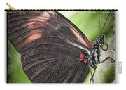 Brush-footed Butterfly Carry-all Pouch