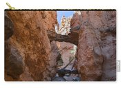 Navajo Trail Natural Bridge Carry-all Pouch
