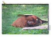 Budapest Zoo Carry-all Pouch