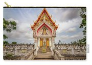 Buddhist Temple Carry-all Pouch by Adrian Evans