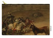 Bullfight - Suerte De Varas Carry-all Pouch