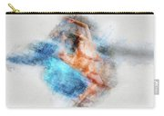 Butterfly Ballerina Watercolor   Carry-all Pouch