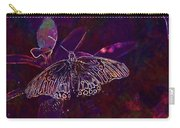 Butterfly Insect Wing Wildlife Bug  Carry-all Pouch