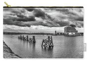 Cardiff Bay Panorama Mono Carry-all Pouch