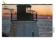 Castle Hill Light Newport Rhode Island Carry-all Pouch
