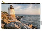 Castle Hill Lighthouse, Newport, Rhode Island Carry-all Pouch