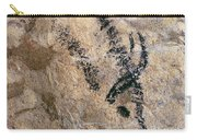 Cave Art: Bison Carry-all Pouch