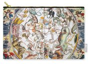 Celestial Planisphere, 1660 Carry-all Pouch