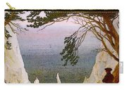 Chalk Cliffs On Rugen  Carry-all Pouch