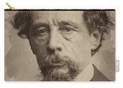 Charles Dickens 1 Carry-all Pouch