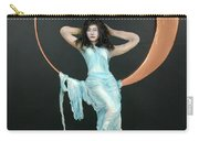 Charles Hall - Creative Arts Program - First Quarter Moon Carry-all Pouch