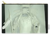 Charles Hall - Creative Arts Program - Spirits Of The Plains Carry-all Pouch