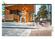 Charlotte North Carolina Street Scenes Early Morning Carry-all Pouch