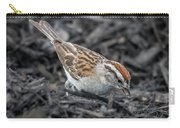 Chipping Sparrow Carry-all Pouch