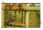 Padlocks And Chains Carry-all Pouch
